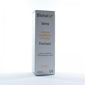 Bioderm Bionatar Spray Για Την Ψωρίαση Του Τριχωτού της Κεφαλής 60ml