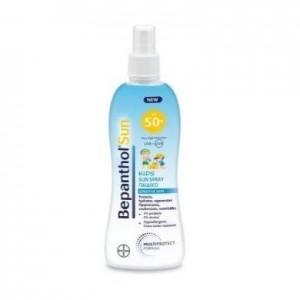 Bepanthol Sun Παιδικό Αντιηλιακό Spray, SPF 50+ 200ml