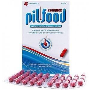 Pilfood Complex (Συμπλήρωμα διατροφής για μαλλιά & νύχια) 60Caps