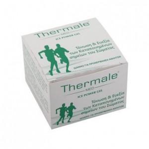 Thermale Med Ice Power Gel,120ml: Gel για τόνωση & ευεξία των καταπονημένων σημείων του σώματος