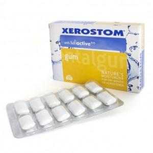 Xerostom Gum Τσίχλα κατά της Ξηροστομίας, 20 τεμάχια