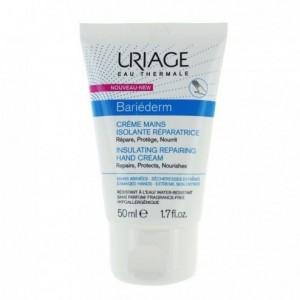 Uriage Bariederm Hand Cream Αναπλαστική, Προστατευτική & Ενυδατική Κρέμα Χεριών 50ml