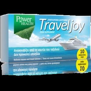 POWER HEALTH TRAVEL JOY 10TABS