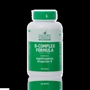 Doctor's Formulas B-Complex Formula 120ταμπλέτες