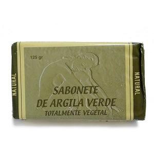 Bio Leon Σαπουνι Πρασινου Αργιλου με Εκχυλισμα απο Φυκια 125gr