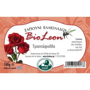 BioLeon Σαπουνι Τριανταφυλλου 100g