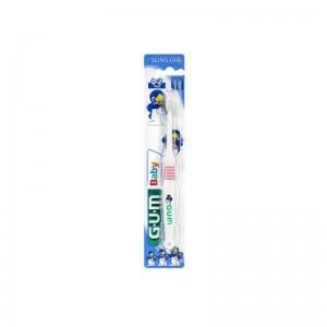 Gum Baby 213 Sunstar* Παδικη Οδοντόβουρτσα ενάντια στην πλάκα από 0-2 ετών
