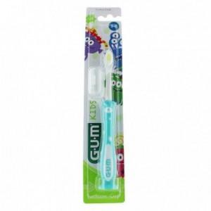Gum Kids 901 Παιδική Οδοντόβουρτσα 3-6 Ετών  1 Τμχ