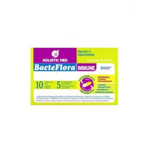 Bacteflora Immune Προβιοτικά για την Προστασία του Εντέρου 10caps