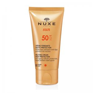 Nuxe Sun Crème Fondante Haute Protection SPF50 Αντηλιακή Κρέμα Προσώπου 50ml
