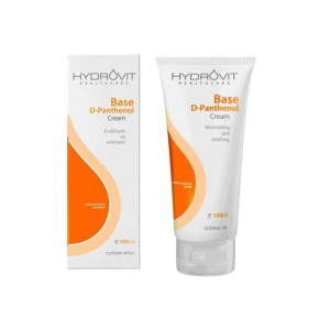 Hydrovit Base D Panthenol Cream Κρέμα σώματος 100ml.