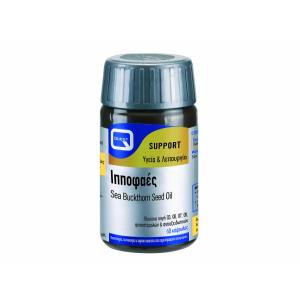 Quest Ιπποφαές 500 mg Συμπλήρωμα διατροφής 60 tabs.