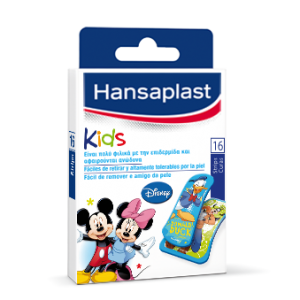 Hansaplast Mickey & Friends Strips 16τεμ