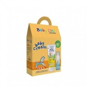 Frezyderm Baby Cream 175ml & Baby Foam 80ml