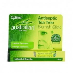 Optima Australian Tea -Tree Antiseptic Blemish Stick 7ml Αντισηπτικό Στικ με Έλαιο Τεϊόδεντρου