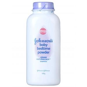 Johnson's Baby Powder βρεφική πούδρα 100g