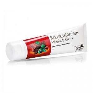 Heilusan Rosskastanien Weinlaub creme -  Κρέμα  Ιπποκαστανιάς + Κόκκινης Άμπελου 150ml