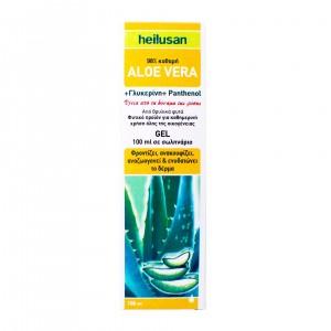 Heilusan Gel Aloe Vera (Αλόη Βέρα) με Γλυκερίνη – 100ml
