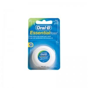 Oral B Dental Floss Κηρωμένο οδοντικό νήμα 50m