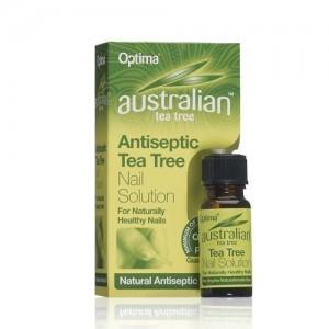 Optima Australian Tea-Tree Antiseptic Nail Solution Αντισηπτικό Υγρό Νυχιών 10 ml