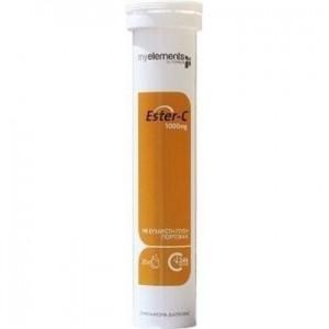 My Elements Ester C Συμπλήρωμα Διατροφής 1000mg 20 efferv tabs