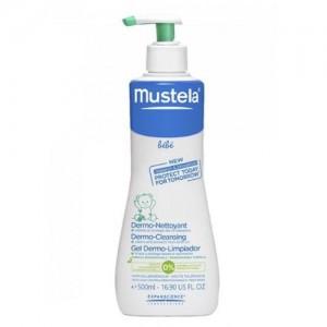Mustela Gel Lavant Doux Τζελ Καθαρισμού για Μαλλιά & Σώμα, 500ml