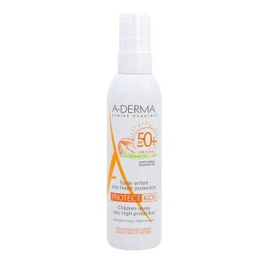 A-DERMA Protect Kids Spray Enfant - Tres Haute Protection SPF50+ 200ml