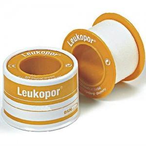 Leukopor, 1.25cm x 5m