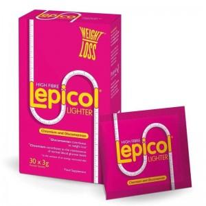 Lepicol Lighter φυσική μέθοδος για την απώλεια βάρους, 30 φακελάκια των 3g