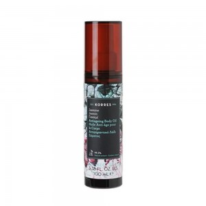 Korres Antiaging Body Oil Jasmine Αντιγηραντικό Λάδι Σώματος Γιασεμί, 100ml