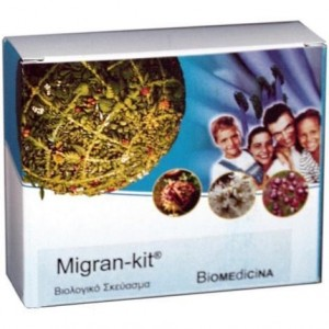 Heel Migran-Kit Σετ Συμπληρωμάτων Διατροφής από 3 Σκευάσματα για τη Φυσική Αντιμετώπιση των Πονοκεφάλων, 3 x 30ml