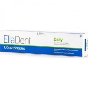 EllaDent Daily Οδοντόπαστα 75ml Για την καθημερινή προστασία ενάντια στην ουλίτιδα