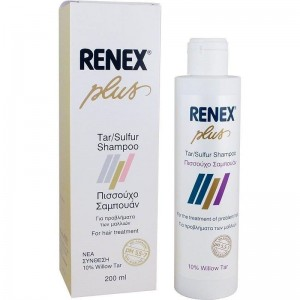 Froika Renex Plus Shampoo Πισσούχο Σαμπουάν 200ml