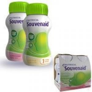 Nutricia Souvenaid Vanilla 4 X 125ML
