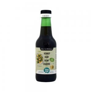 Λάδι Hemp oil Raw Bio 250ml Λαδι Κανναβης