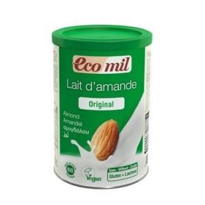Ecomil Γάλα αμυγδάλου σκόνη (για 5-8 lit γάλα) 400gr