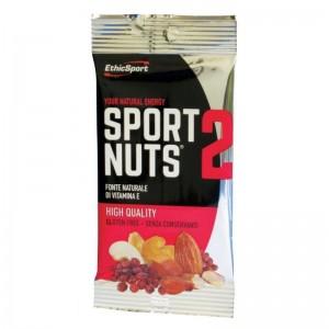 EthicSport Sport Nuts 12Μίγμα με αποξηραμένα φρούτα και cranbery 30gr