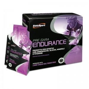 EthicSport Pre Gara Endurance σχεδιασμένο να βελτιστοποιήσει την αντοχή των αθλητών.(20 x 19gr)