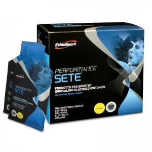 EthicSport Performance Sete (Λεμονι) Βέλτιστη ενx 22gr)