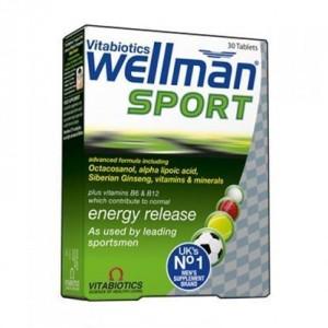VITABIOTICS Jointace Sport για Υγιείς και Ευλύγιστες Αρθρώσεις (30 ταμπλέτες)