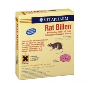 RAT BILLEN VITAPHARM 100g