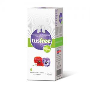 Bionat Tusfree - Ξηρός & Παραγωγικός Βήχας, Ενίσχυση Ανοσοποιητικού, 150ml