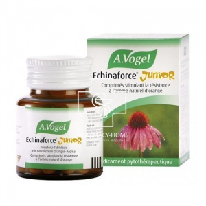 A.Vogel Echinaforce Junior  Echinacea 120 Μασωμενες Tabs