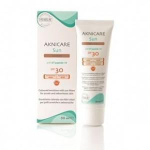 Synchroline Aknicare Sun Teintee SPF 30 Cream 50ml