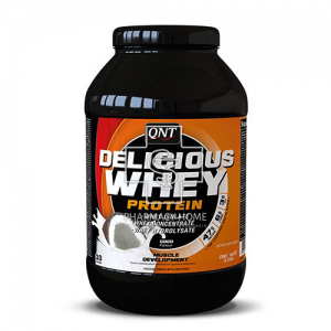 QNT - DELICIOUS WHEY PROTEIN POWDER COCO 1kg