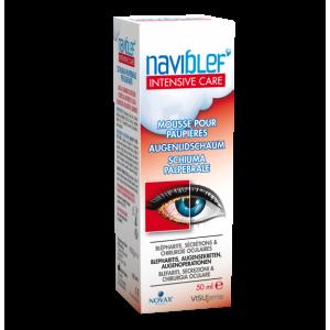 NaviBlef Intensive Care Eyelid Foam 50ml