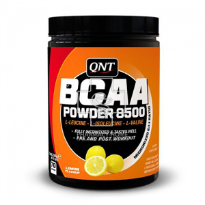 QNT - BCAA Powder 8500 (Lemon) 350gr (01-048-506)