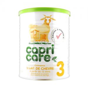 Capricare No 3 Βρεφικό Γάλα με βάση το πλήρες κατσικίσιο γάλα, από τον 12ο μήνα, 400gr