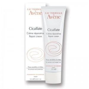 Avene Eau Thermale Cicalfate Crème Επανορθωτική κρέμα για πρόσωπο & σώμα, για όλη την οικογένεια,100ml