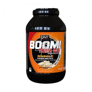 QNT - BOOM! Muscle Gainer - Λευκή Σοκολάτα 3kg